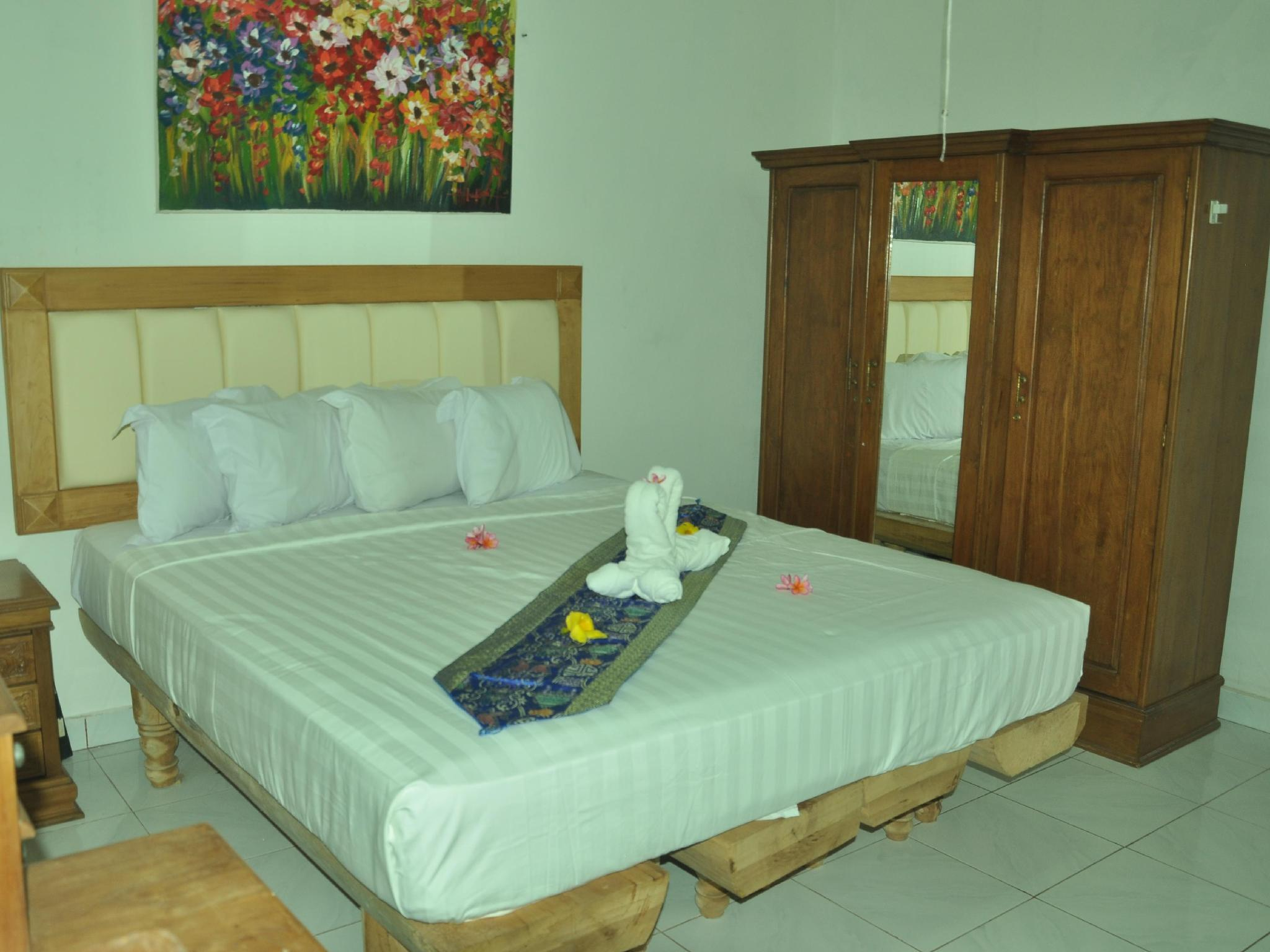 Best Price on Crystal Beach Bali Hotel in Bali + Reviews