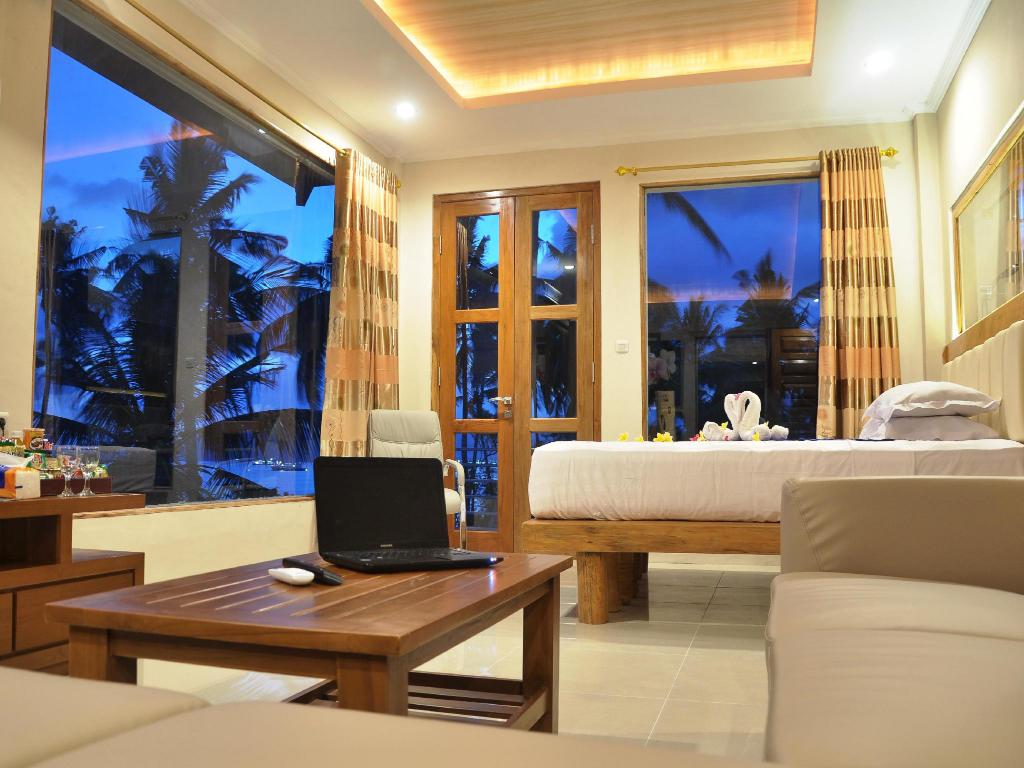More about Crystal Beach Bali Hotel