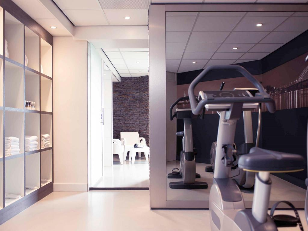 Fitness center Mercure Hotel Nijmegen Centre