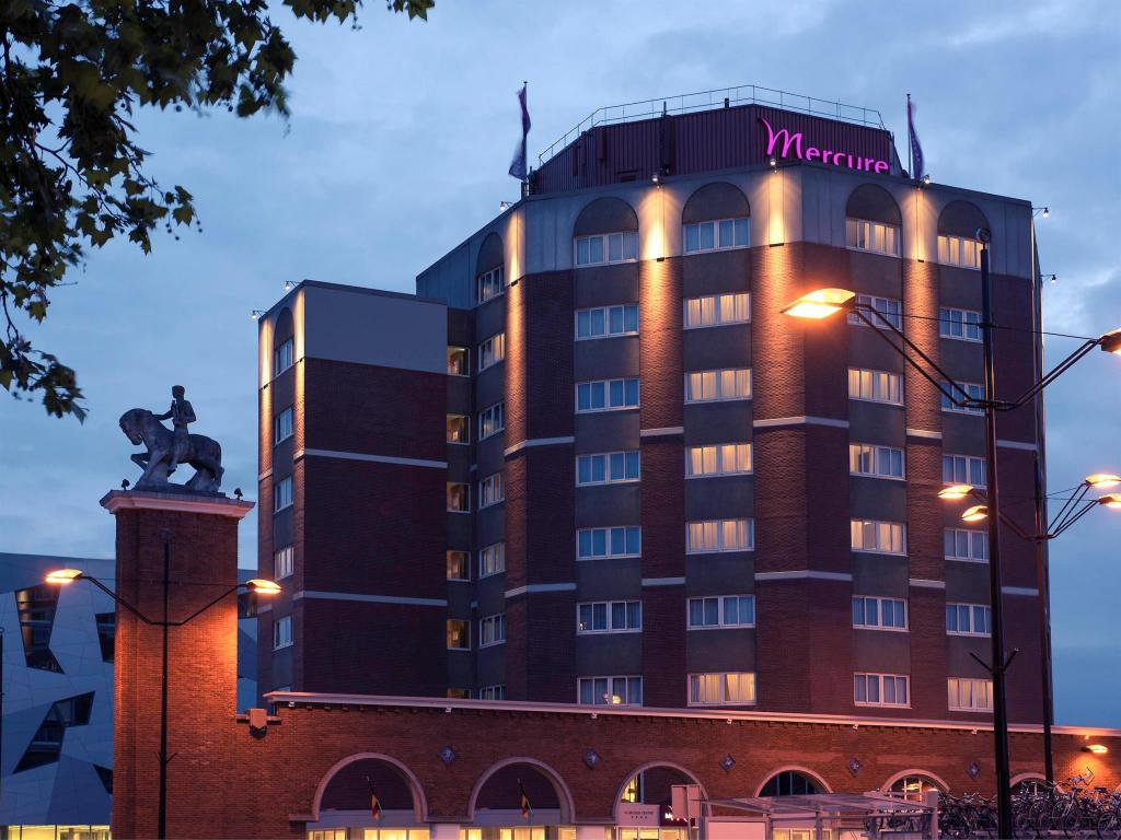 More about Mercure Hotel Nijmegen Centre