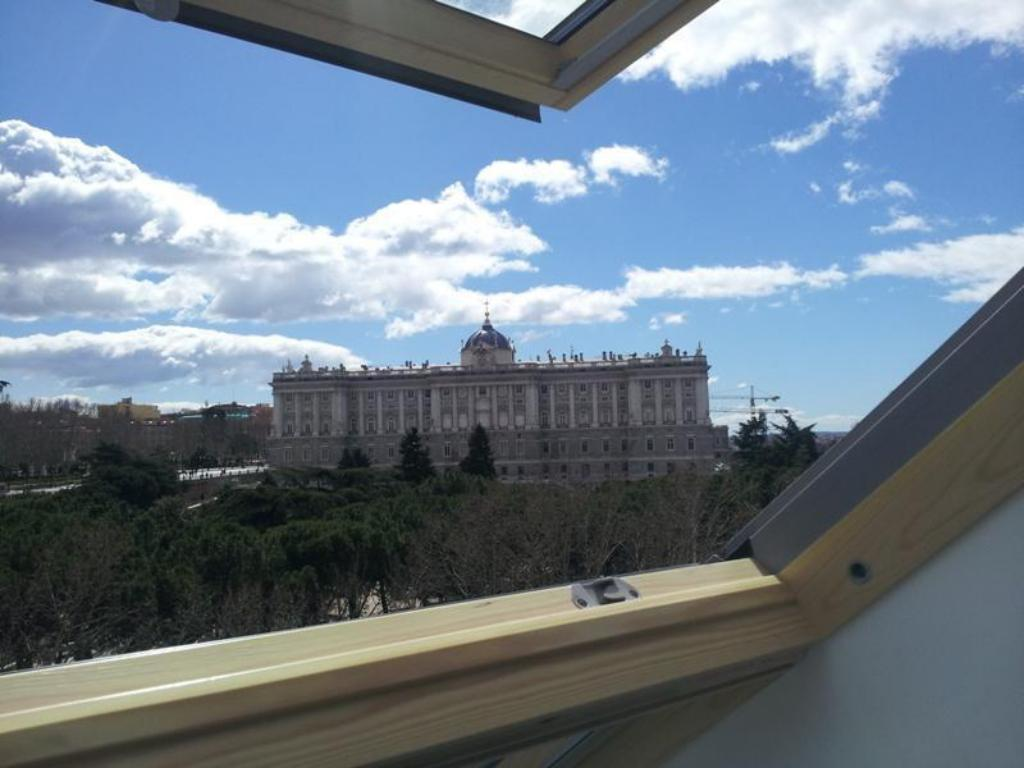 Woo Travelling Plaza De Oriente Homtel Madrid Book Rooms
