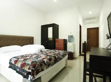 Superior Double Room Andelis Homestay