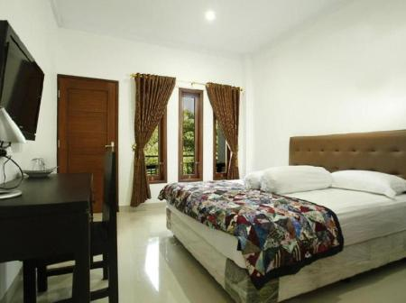 Interior view Andelis Homestay