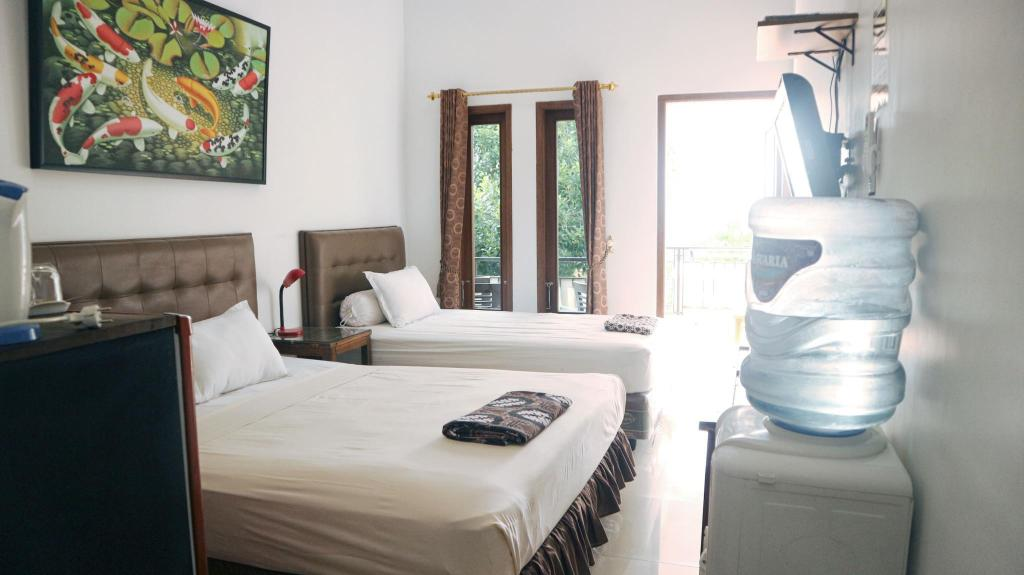 Triple Bedroom Andelis Homestay