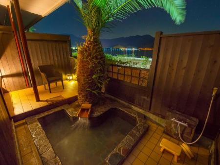 Japanese Style with Private Open-Air Bath - Non-Smoking - View Katsuura Gyoen Ryokan