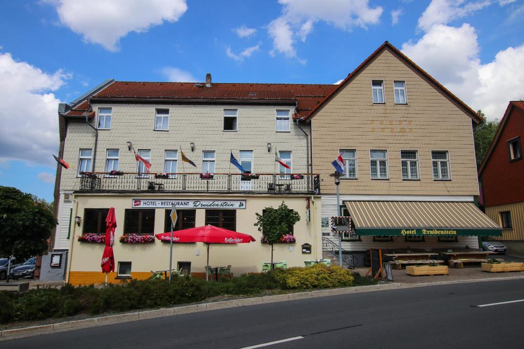 More about Restaurant & Hotel Druidenstein