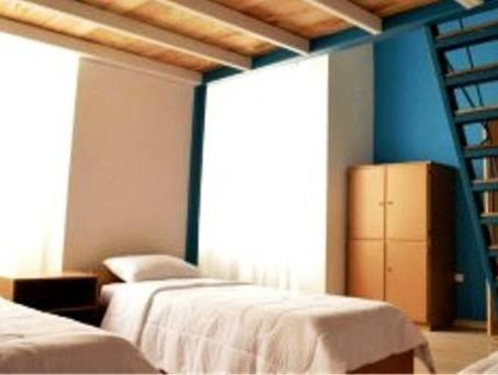 Letto in Dormitorio con 8 Letti (Bed in 8-Bed Dormitory Room)