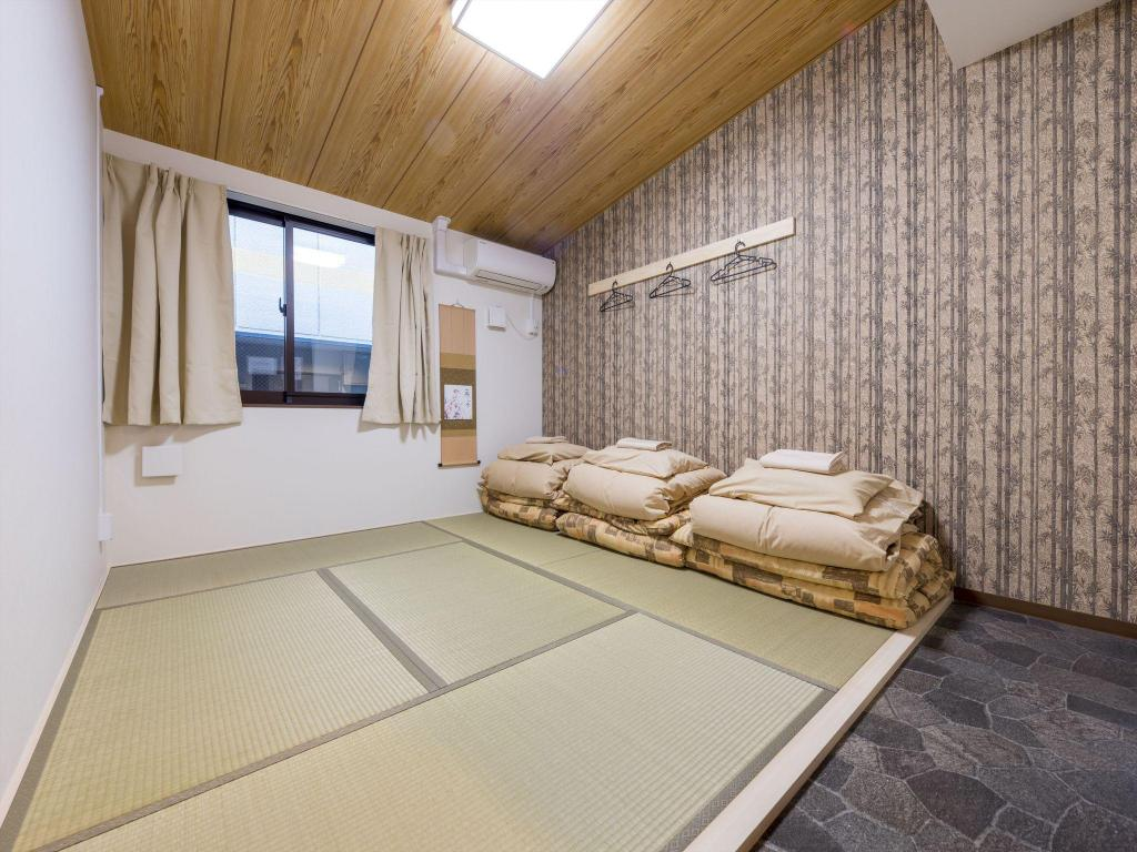 Japanese Style Room Type A - Room plan Stay Osaka