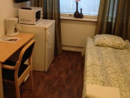 Eenpersoonskamer met gedeelde badkamer (Single Room with Shared Bathroom)
