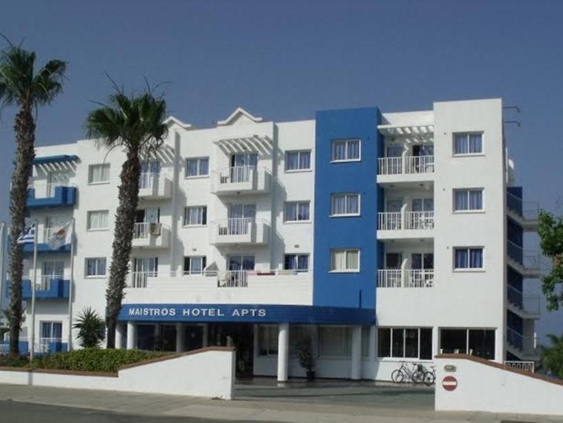Hotel Maistros Hotel Apts Class A 4 (Cyprus, Protaras): description, reviews 51