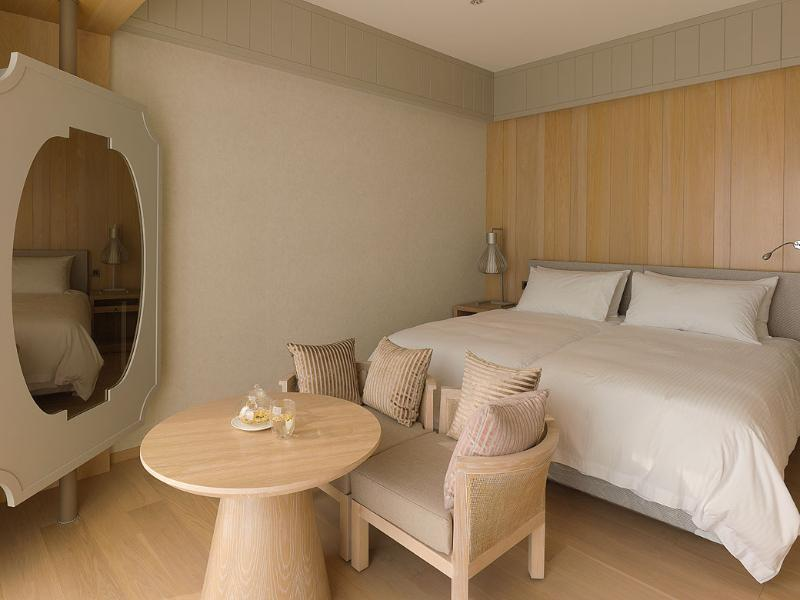 海景客房(雙人床或兩床) (Ocean View Double Bed or Twin Beds Room)