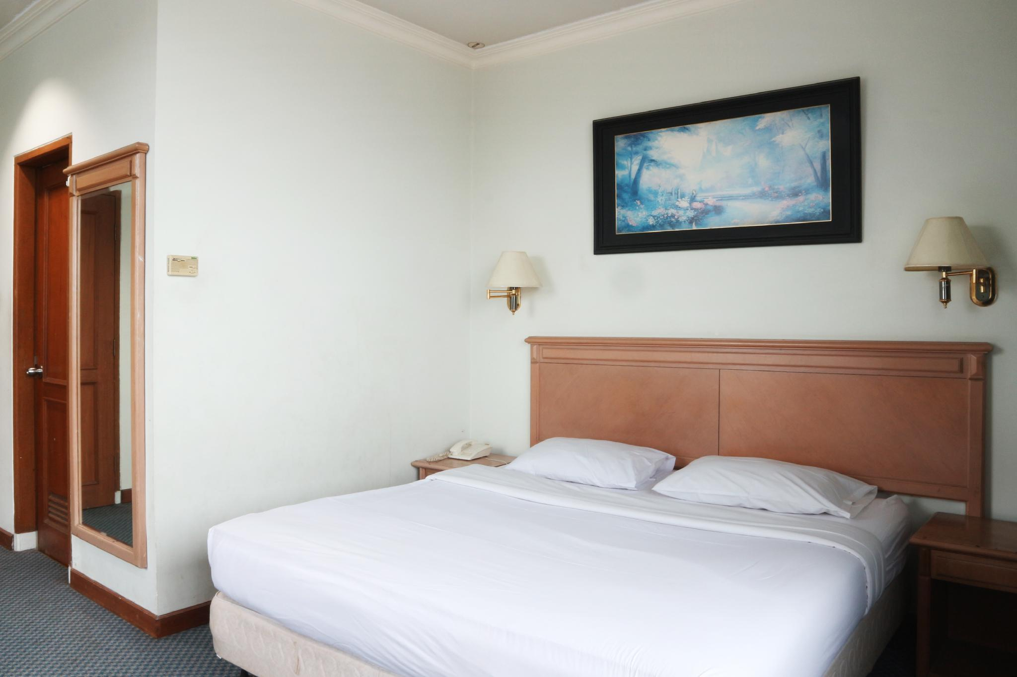 Double soba sa pogledom na planine (Double Room with Mountain View)