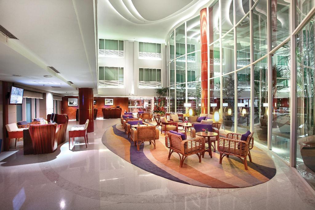 Lobby The Kuta Beach Heritage Hotel Bali - Managed by AccorHotels
