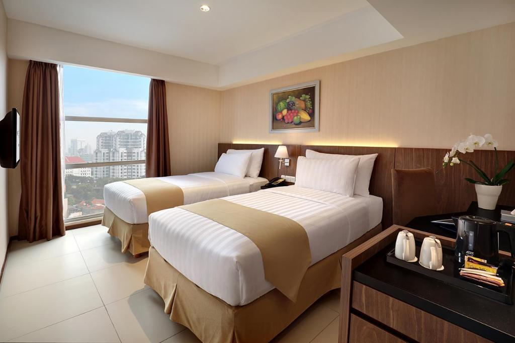 0b9596ba36 Marc Hotel Passer Baroe in Jakarta - Room Deals, Photos & Reviews