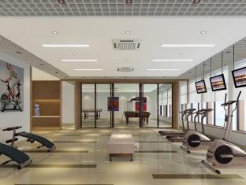 Fitness center The Minpha Group