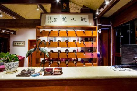Quầy bar/Pub Lijiang Scenic Vacation Hotel