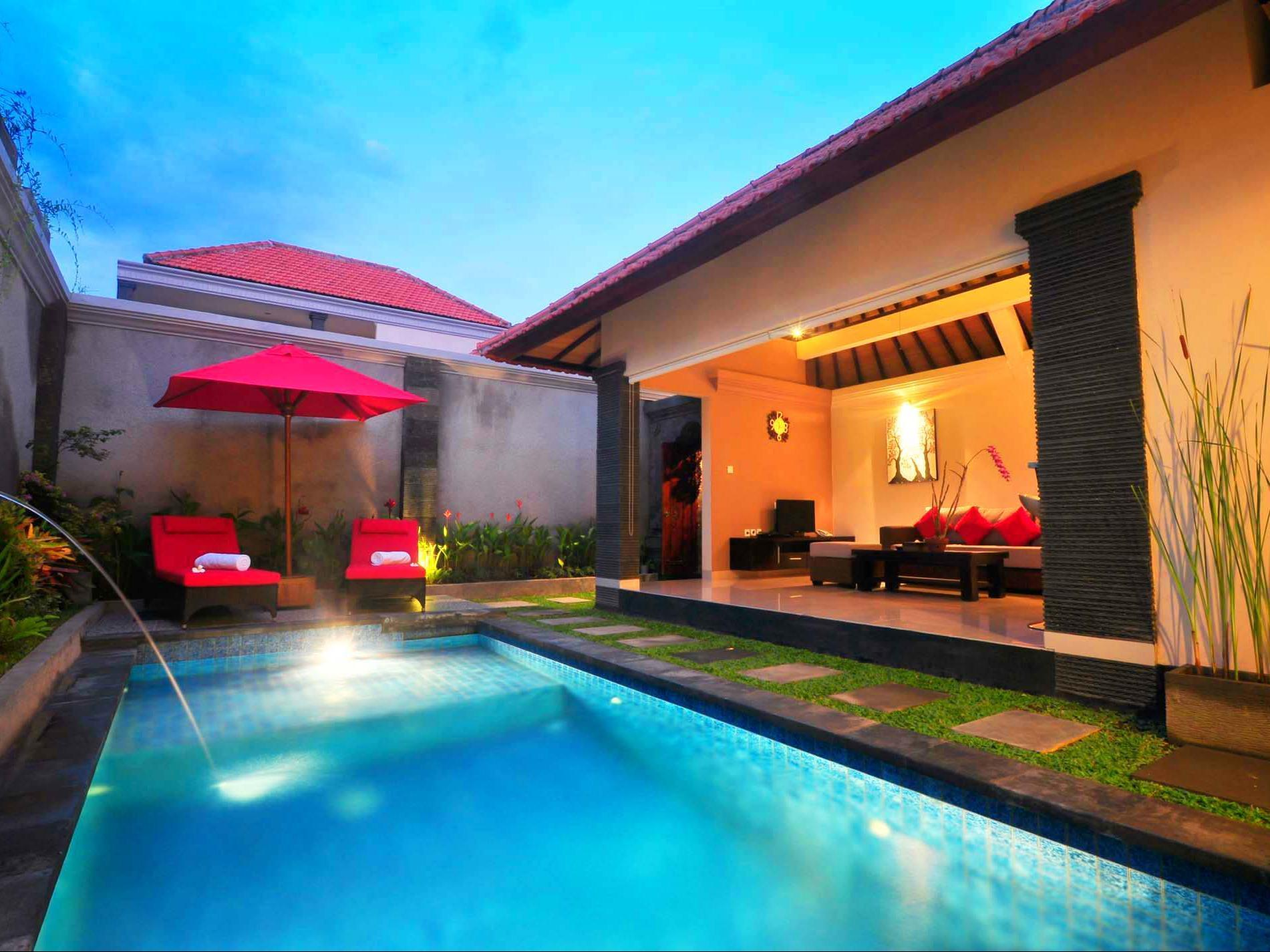 1 Bedroom Pool Villa