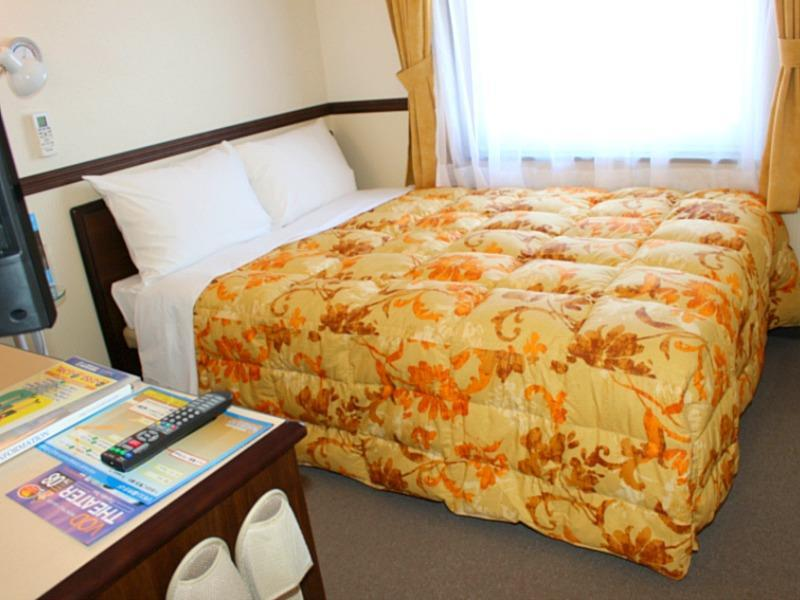 Economy Double Room Non-Smoking