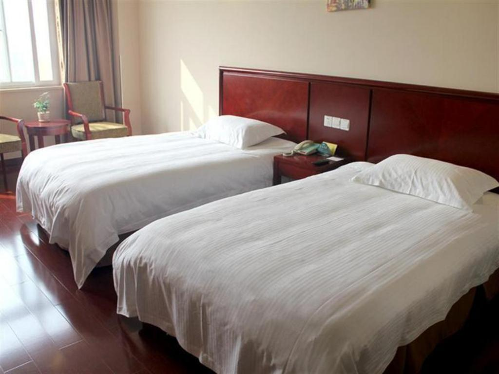 Вижте всички21снимки Green Tree Inn Changzhou East Nanhuan Road Business Hotel