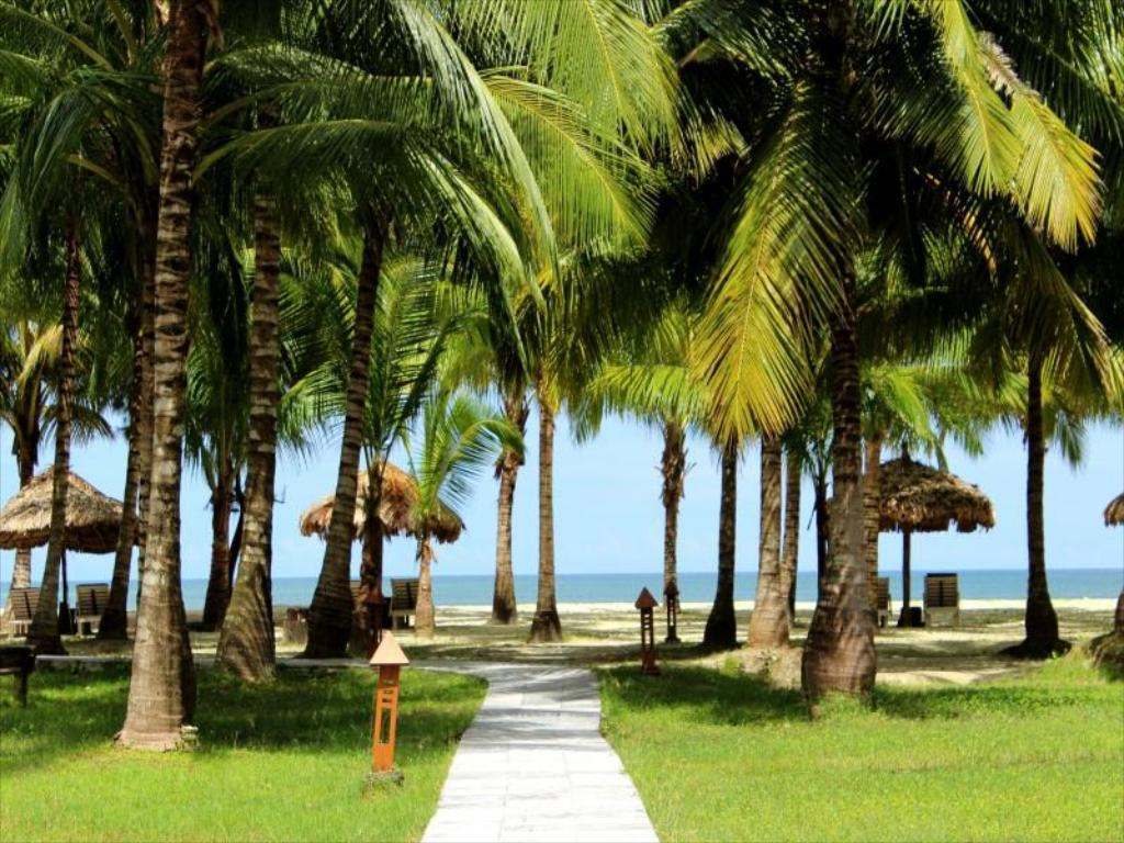 Best price on silver sand beach resort havelock island for Andaman and nicobar islands cuisine