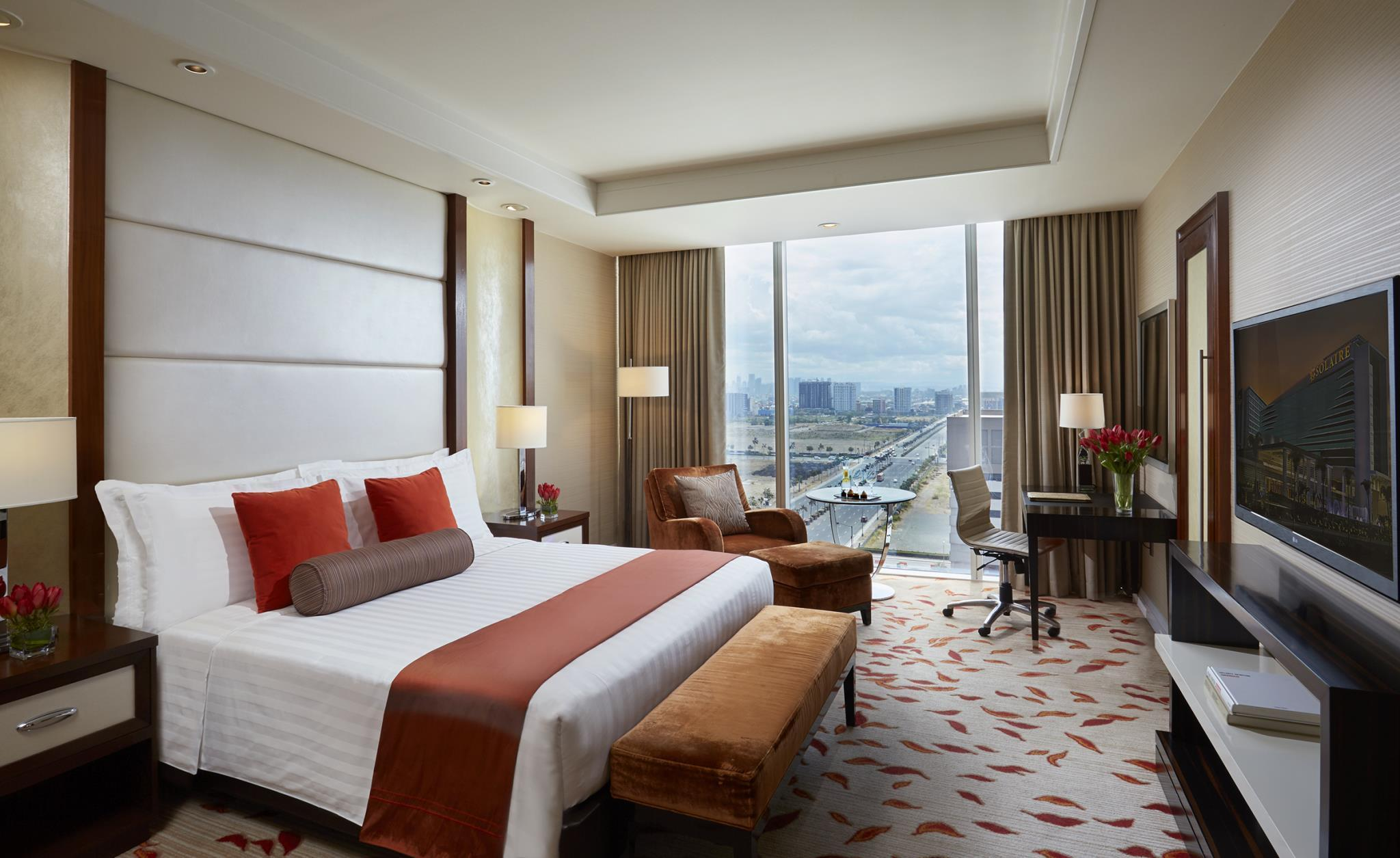 Deluxe City View King Room