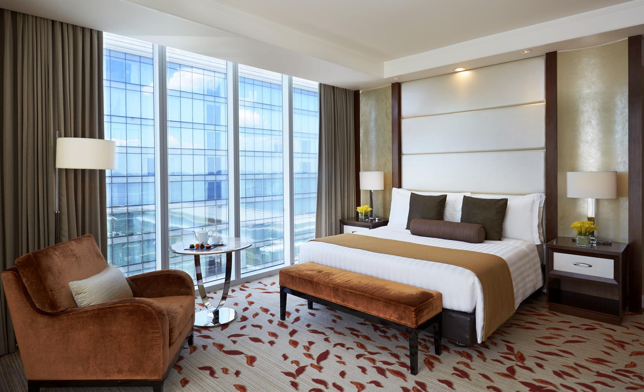 Grand Deluxe City View Double Room