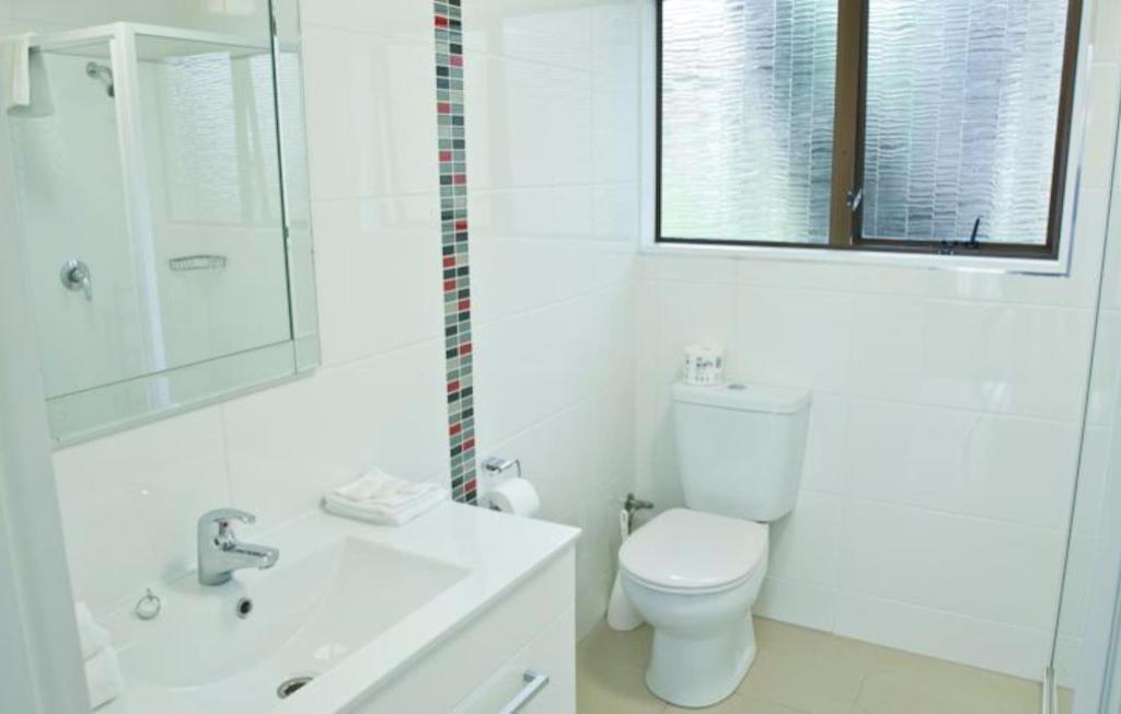 1 Bedroom Studio - Bathroom Apollo Lodge Motel