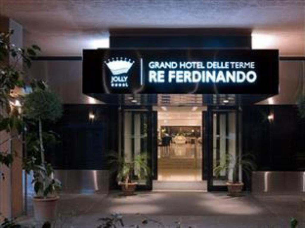Meer over Grand Hotel delle Terme Re Ferdinando