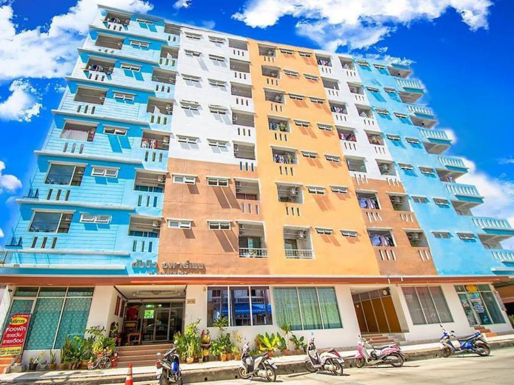 Best price on w apartment in hat yai reviews for Appart hotel urban lodge chaudfontaine