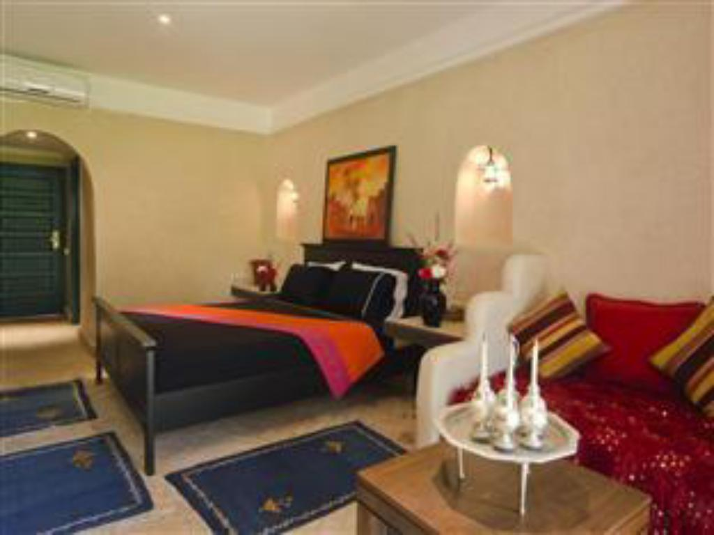 Chambre Double - Suite Palais Riad Berbere Hotel