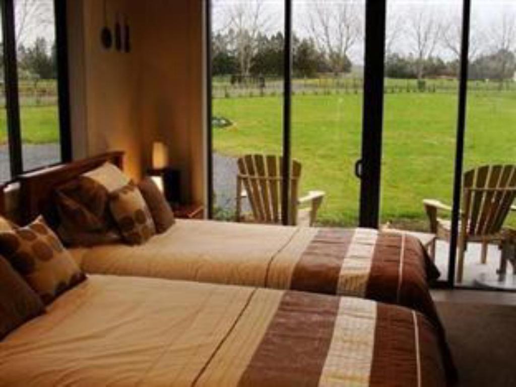 Twin Room with Garden View - Guestroom