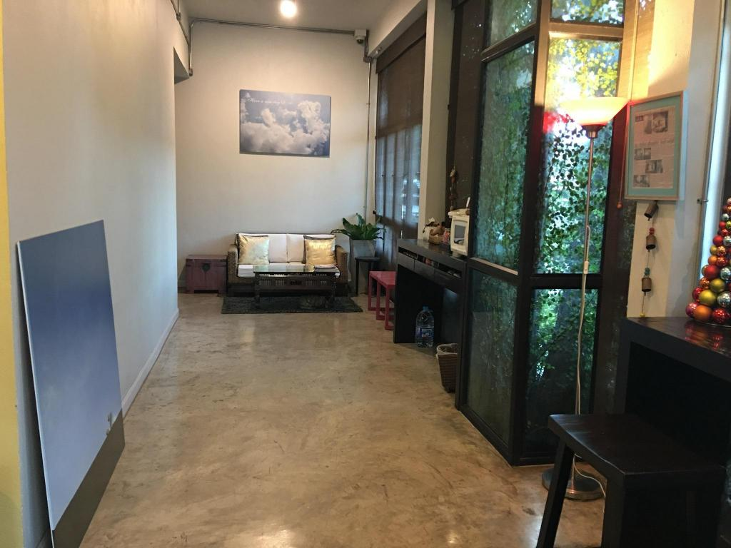 Lobby M1 Chiang Mai Boutique Guesthouse