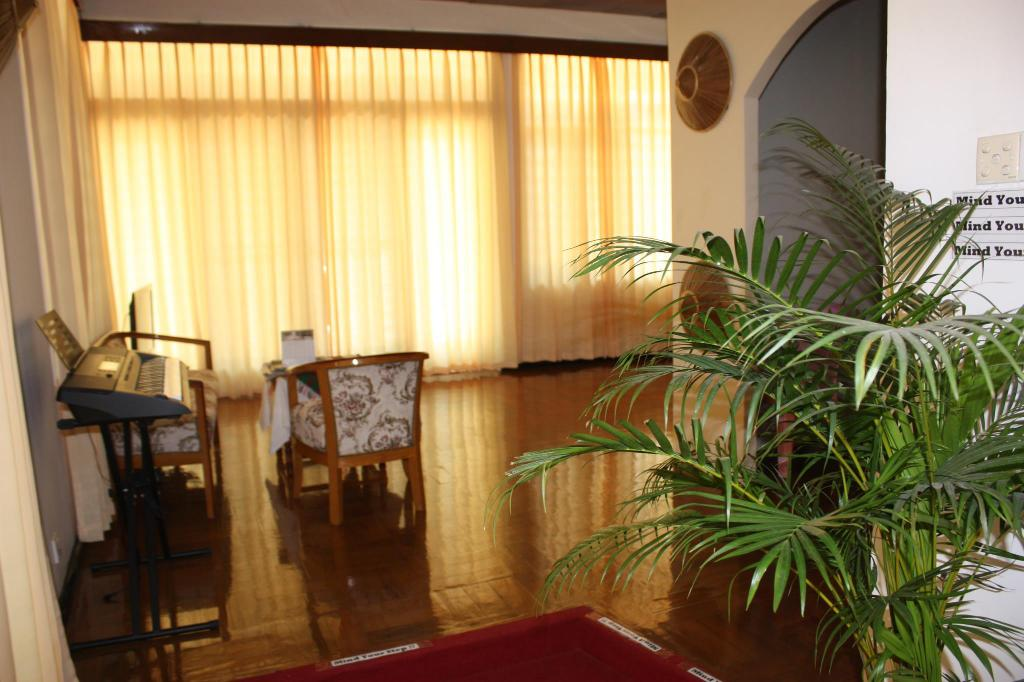Lobby Inle Valley Bed & Breakfast