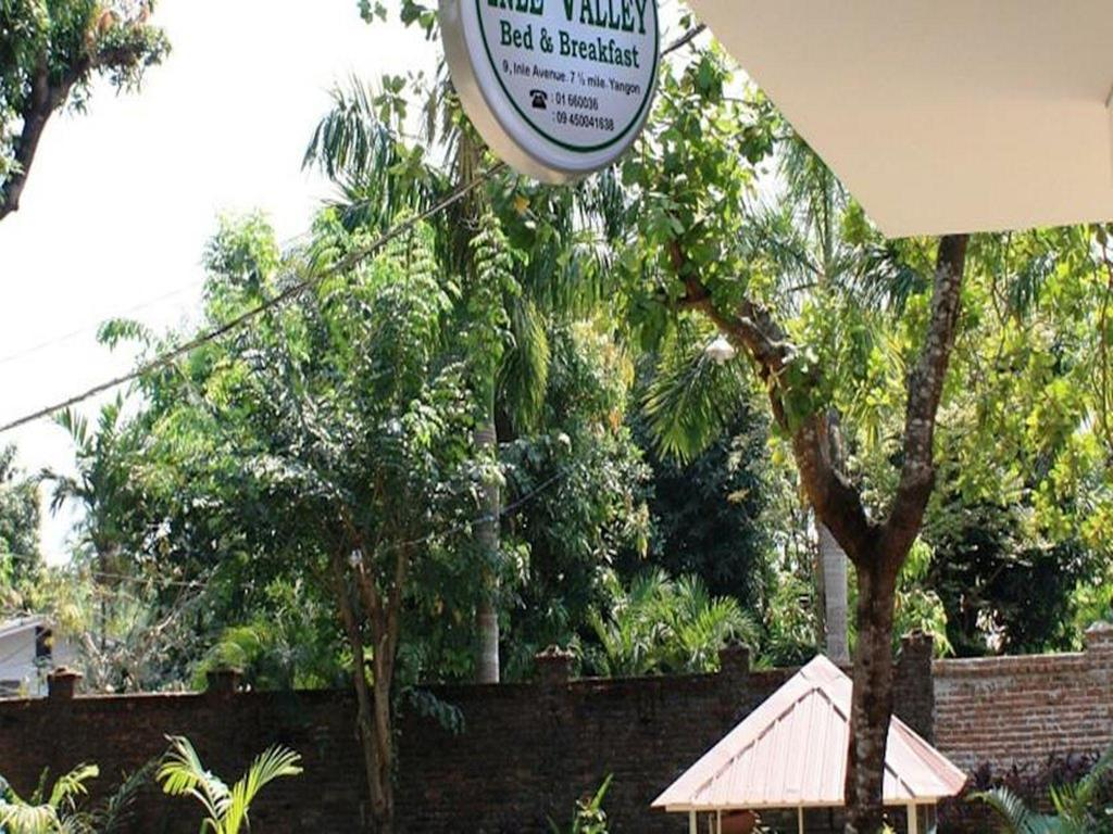 Exterior view Inle Valley Bed & Breakfast