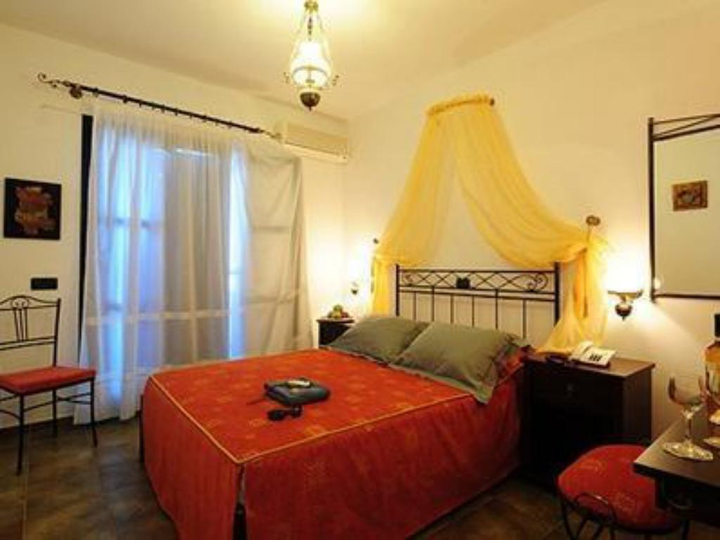 Standard Double Vrahos Boutique Hotel