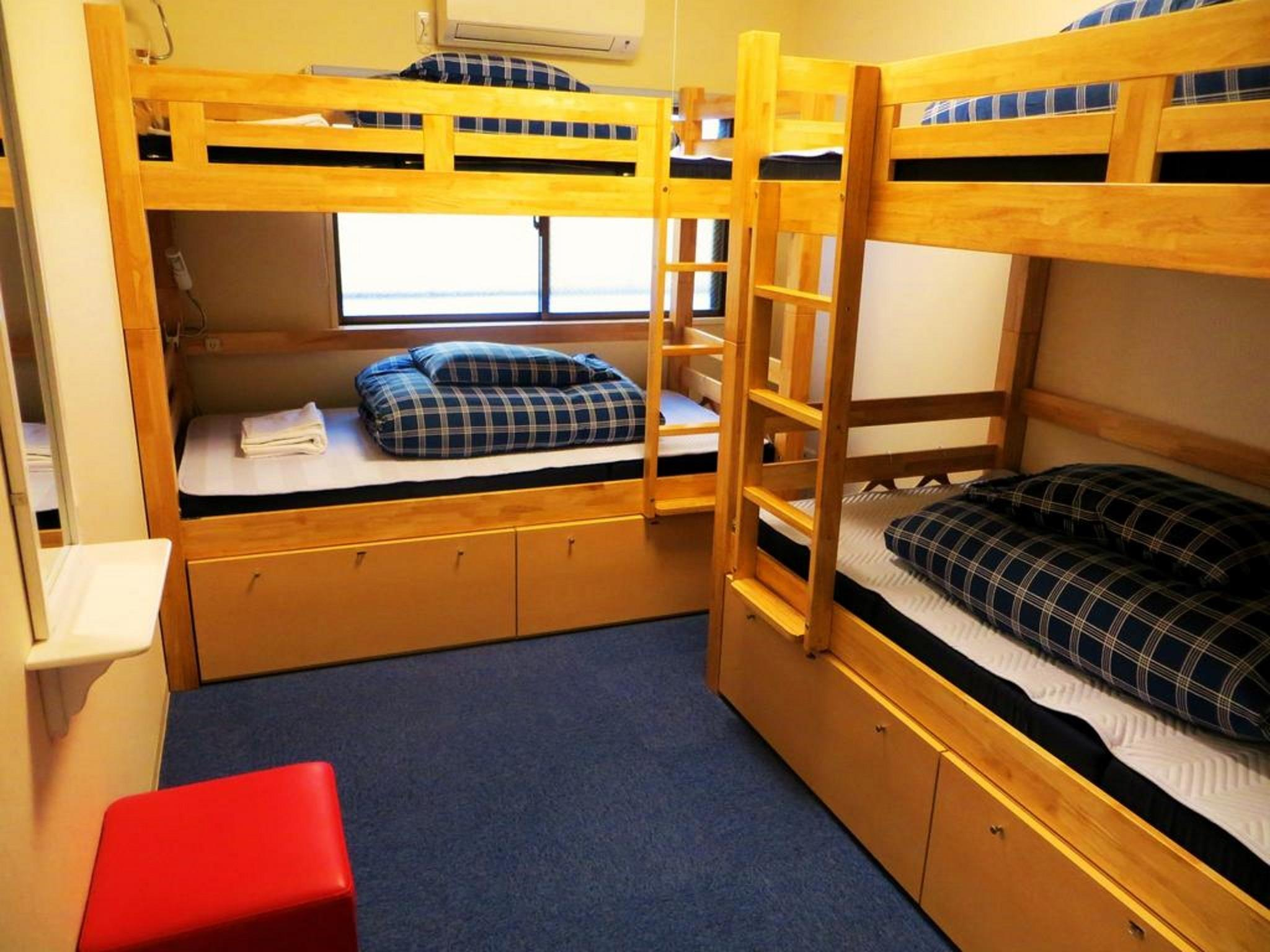 2 People in 6-Bed Dormitory - Mixed