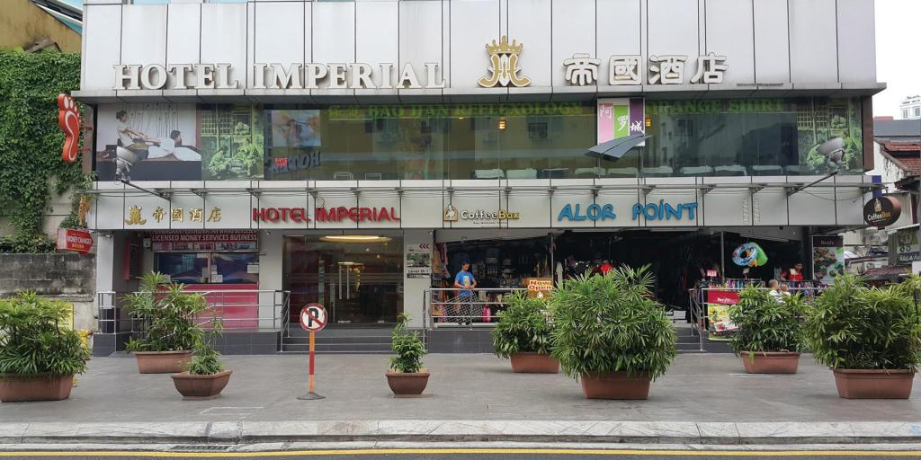 Hotel Imperial Bukit Bintang in Kuala Lumpur - Room Deals, Photos & Reviews