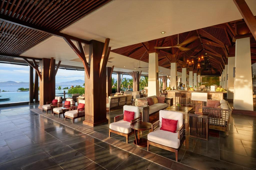 Lobby Amiana Resort and Villas Nha Trang