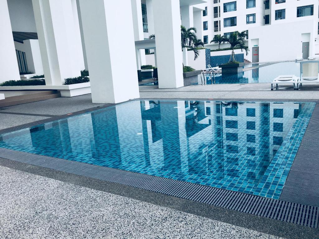 Swimming pool [outdoor] Pinnacle Tower Johor Bahru
