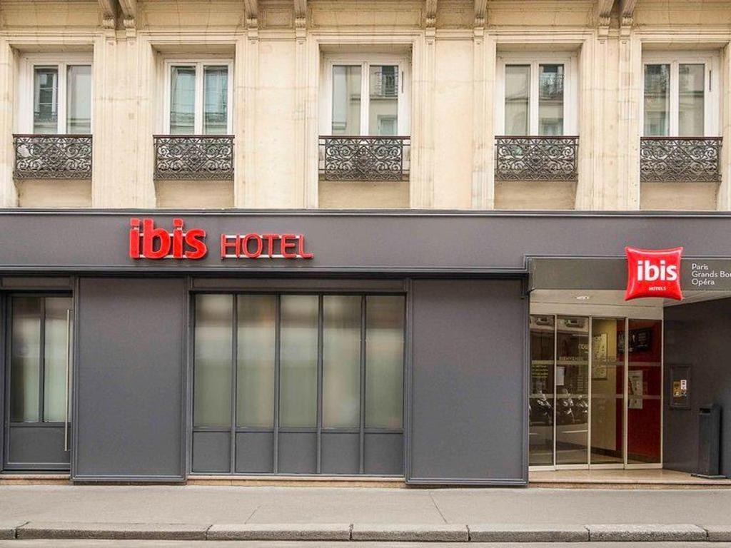 Ibis Paris Grands Boulevards Opera 9eme From 68 Room