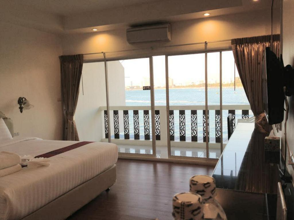Deluxe Sea View At Sea Residence