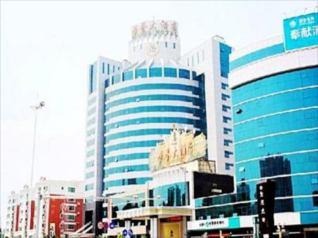 Jinjiang Honor Hotel Quanzhou Hiina - Hotellide suurimad ...