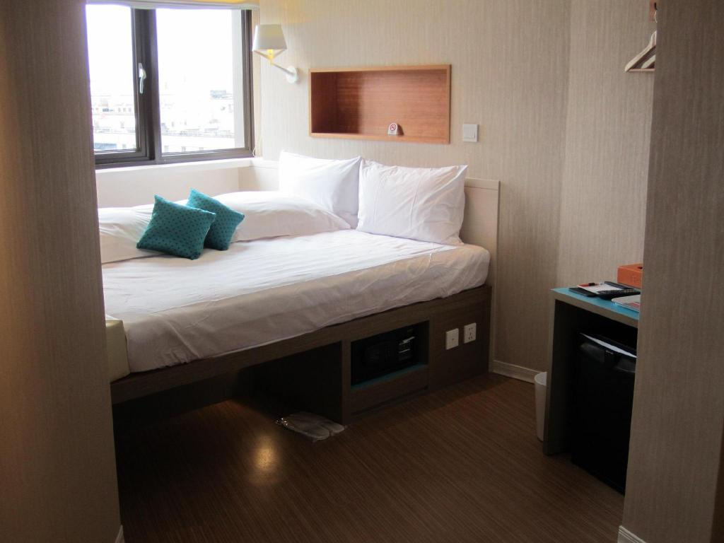 Standard Double - Katil Orange Hotel Ximen-Taipei