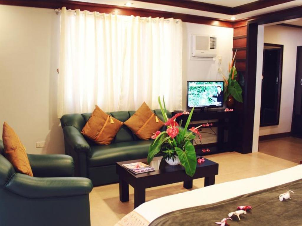 Interior view Dakak Park and Beach Resort