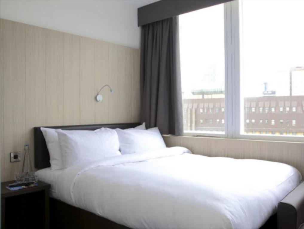 Innvendig The Z Hotel Liverpool