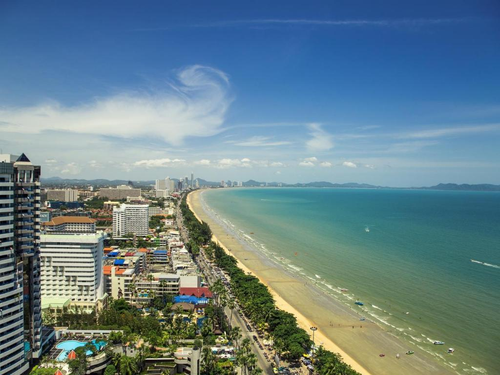 Beach View Talay Condominium by Vlad Property