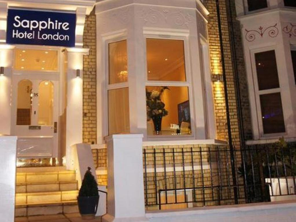 More about Sapphire Hotel