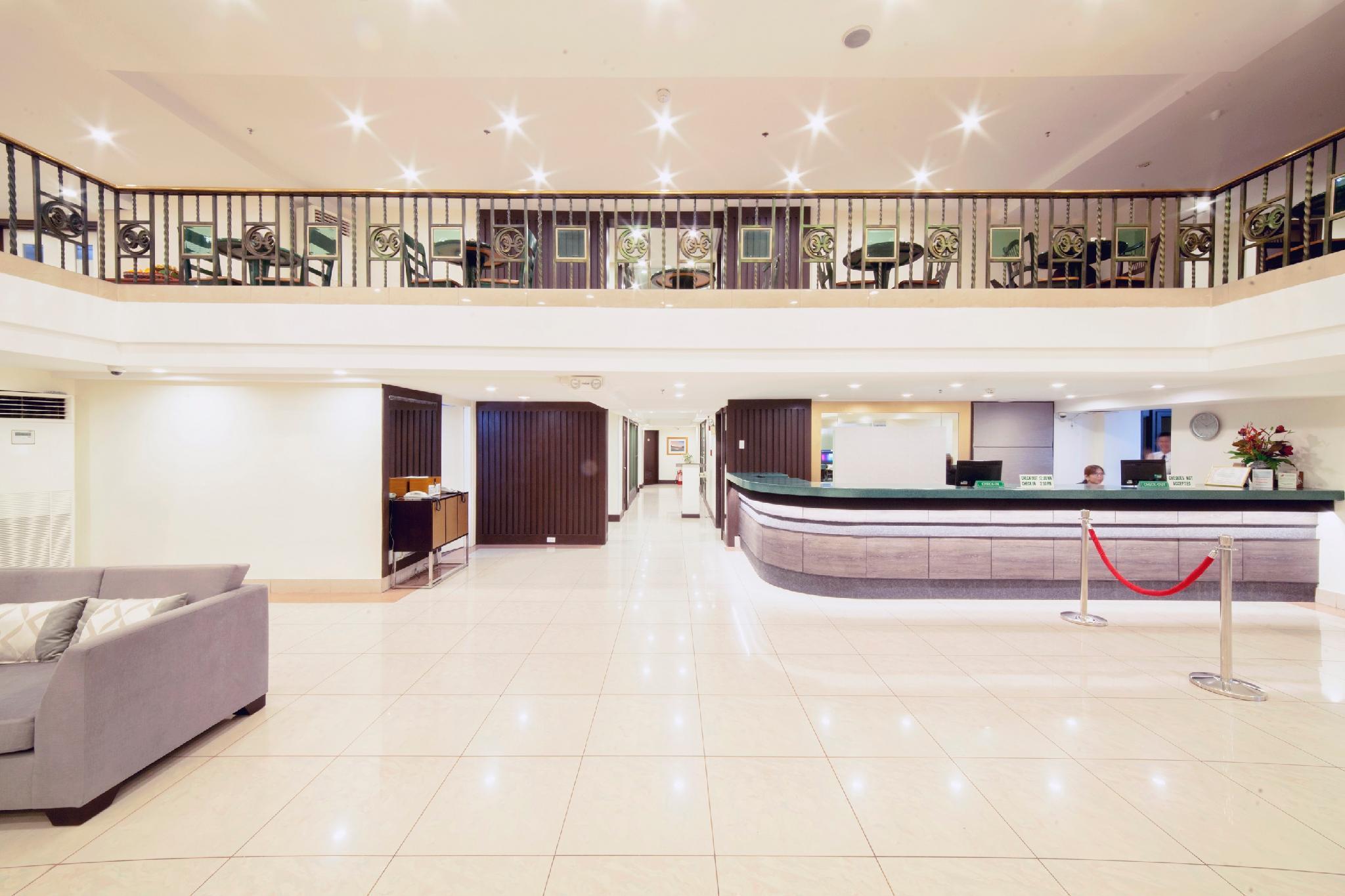 Lobby The Charter House. Lobby