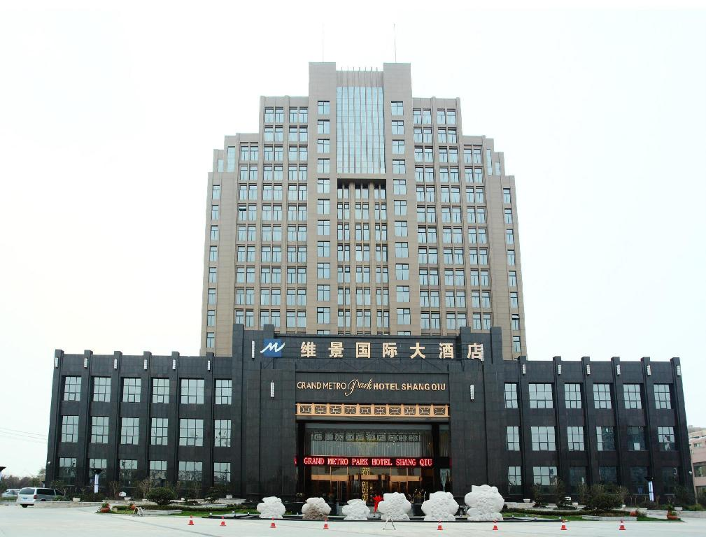 More about Grand Metropark Hotel Shangqiu