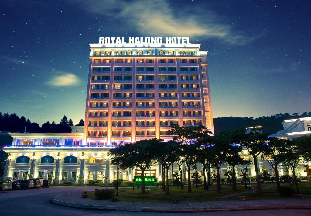 Royal Halong Hotel in Vietnam - Room Deals, Photos & Reviews